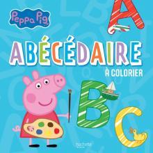 Peppa Pig - Abécédaire à colorier