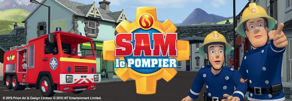 Sam le pompier hachette jeunesse - Photo sam le pompier ...