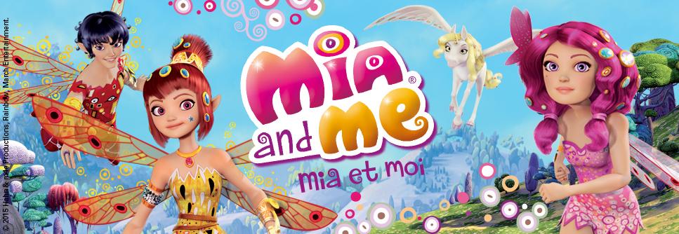 Mia and me mia et moi hachette jeunesse - Mia et moi saison 2 ...