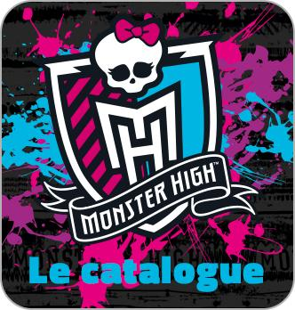 Catalogue Monster High