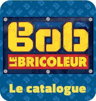 Bob le bricoleur - catalogue Hachette Jeunesse