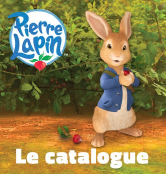 Catalogue Pierre Lapin