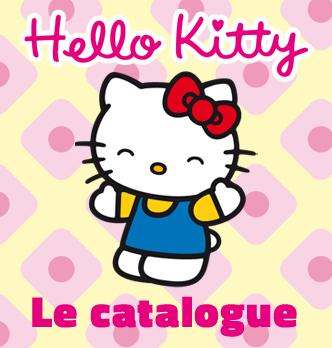 Catalogue Hello Kitty