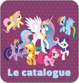 Catalogue My Little Pony