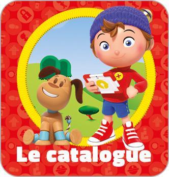 Visuel Catalogue du nouveau Oui-Oui