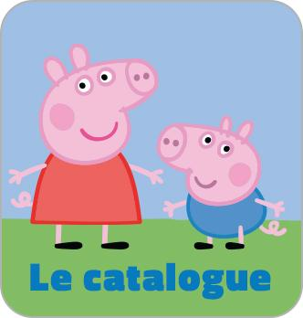 Catalogue Peppa Pig