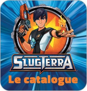 Slugterra - Hachette jeunesse