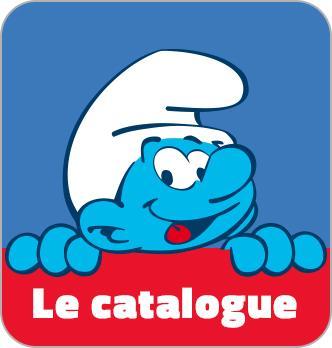 Catalogue Les Schtroumpfs