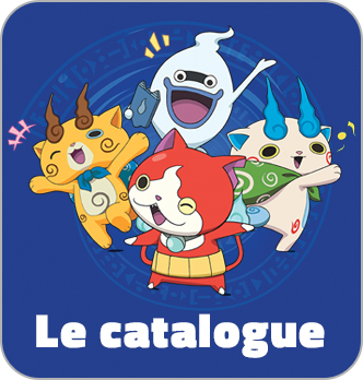 Yo-Kaï Watch - Catalogue Hachette Jeunesse