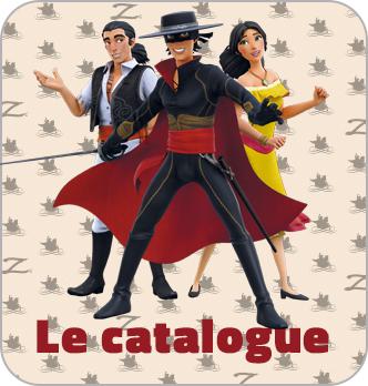 Zorro_Catalogue
